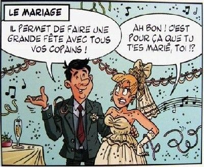 mariage humour - Carte Felicitation Mariage Humour