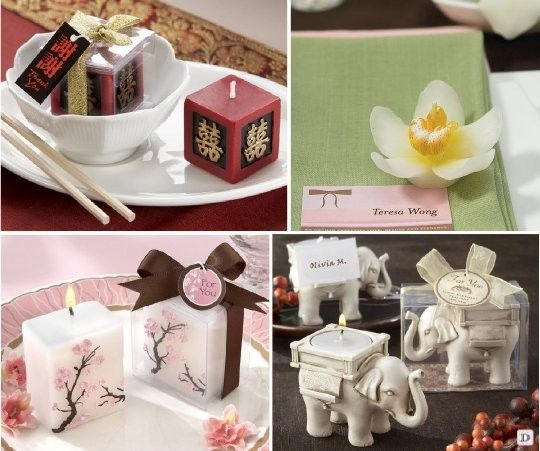 decoration mariage asiatique zen