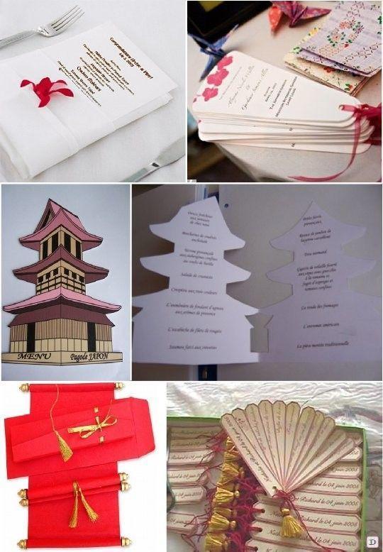 decoration de mariage theme zen ou asiatique. Black Bedroom Furniture Sets. Home Design Ideas