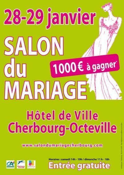 Organisation du mariage page 21 for Salon du mariage cherbourg